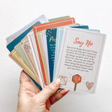 Feed The Soul Self Care Card Deck