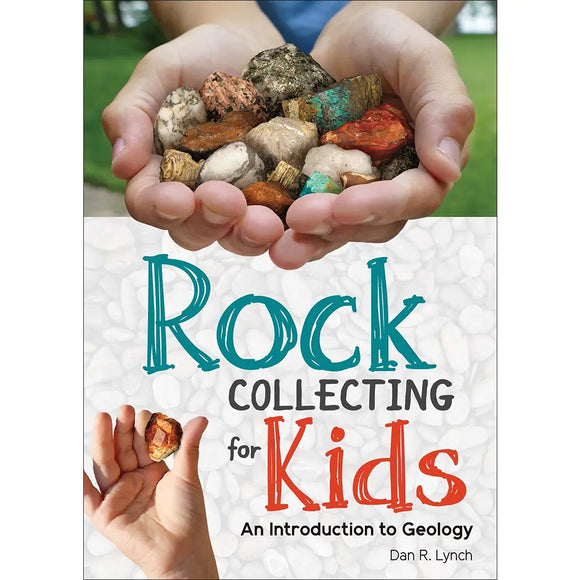 Rock Collecting for Kids Book