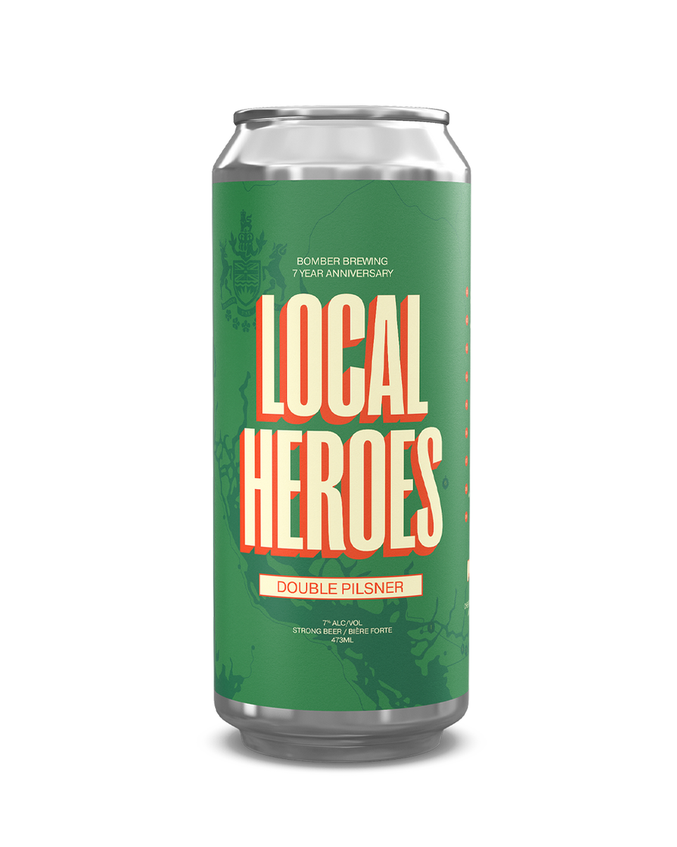 Local Heroes - 7th Anniversary Double Pilsner