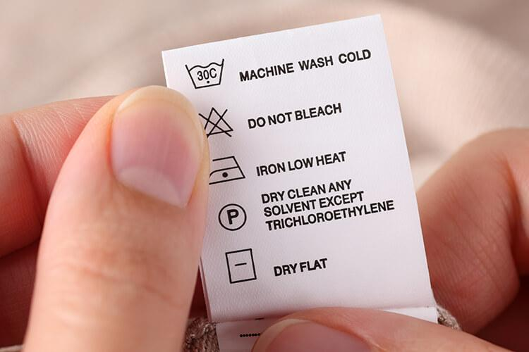 Simple guide to solve the hand vs machine wash debate