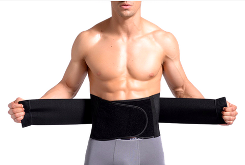 Double Compression Slimming Belt