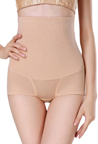 High Waist Boyshort Shaper