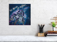The Dream Catcher with limited edition prints