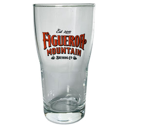 Figueroa Mountain Half Brewhouse Glass