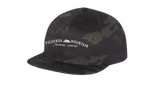 Figueroa Mountain - Arch Snapback Hat - Black Camo