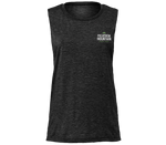 Figueroa Mountain - Frame Woman's Tank - Black Heather