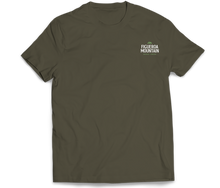 Load image into Gallery viewer, Figueroa Mountain - Frame Tee - Army Green