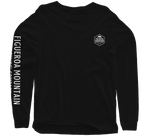 Figueroa Mountain - Hex Long Sleeve - Black