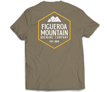Load image into Gallery viewer, Figueroa Mountain - Hex Short Sleeve Tee - Olive