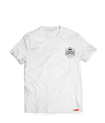 Figueroa Mountain - Hex Tee - White