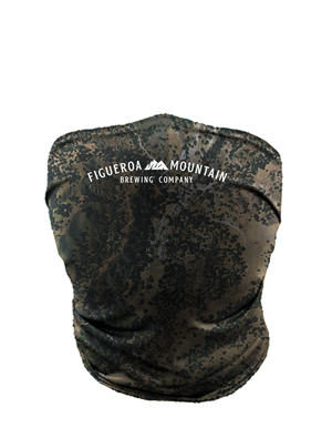Load image into Gallery viewer, Figueroa Mountain - Camo Neck Gaiter