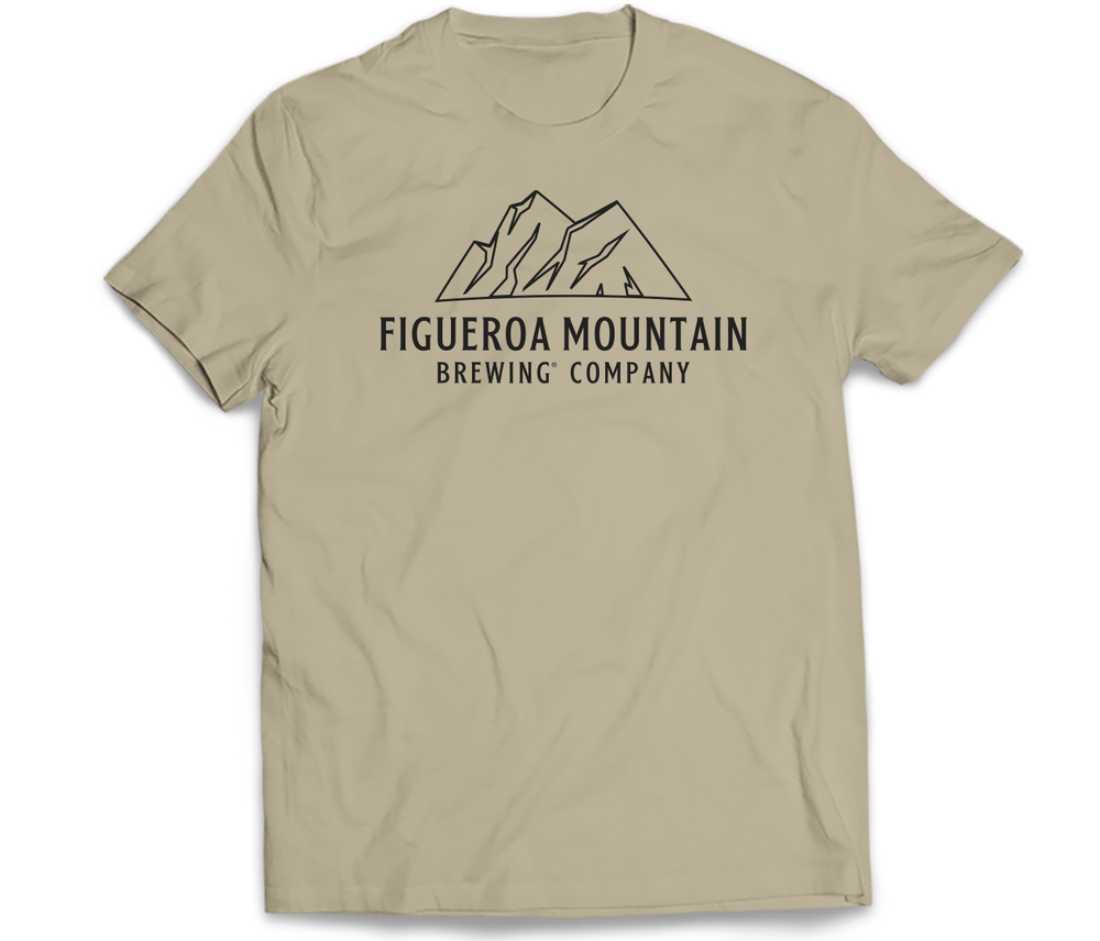 Load image into Gallery viewer, Figueroa Mountain - Mountain Tee - Lt. Olive
