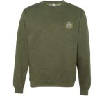 Figueroa Mountain - Hex Sweatshirt - Army Heather