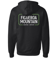 Load image into Gallery viewer, Figueroa Mountain - Frame Hoodie - Black