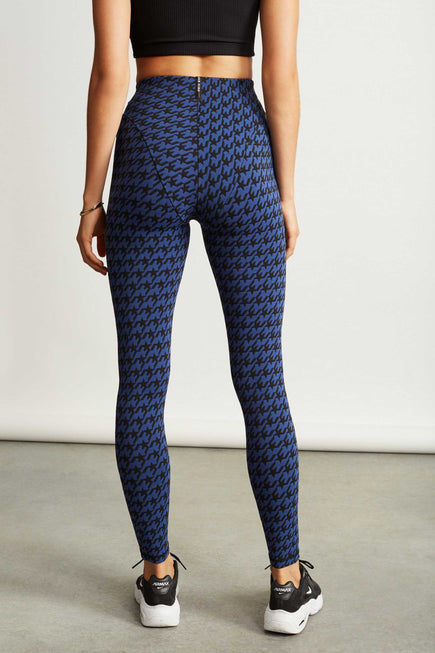 French Cut Legging by Adam Selman Sport in Royal 5