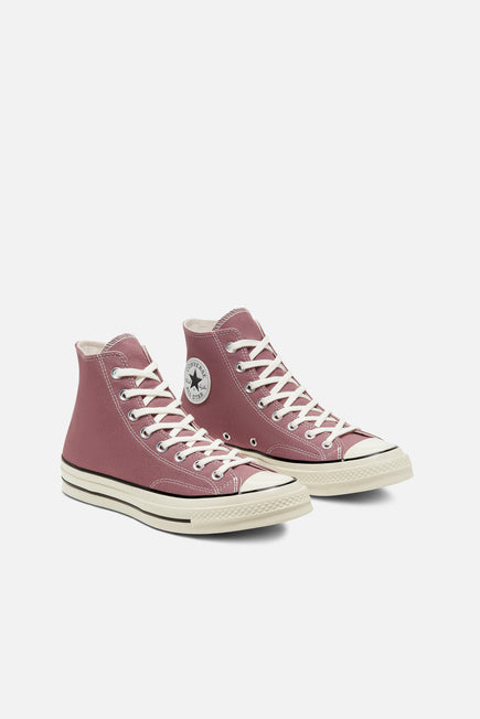 Chuck 70 Hi by Converse in Saddle/egret/black 3