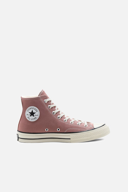 Chuck 70 Hi by Converse in Saddle/egret/black 1
