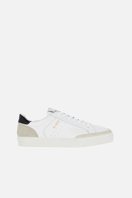 90s Skate Shoe by RE/DONE in White 1