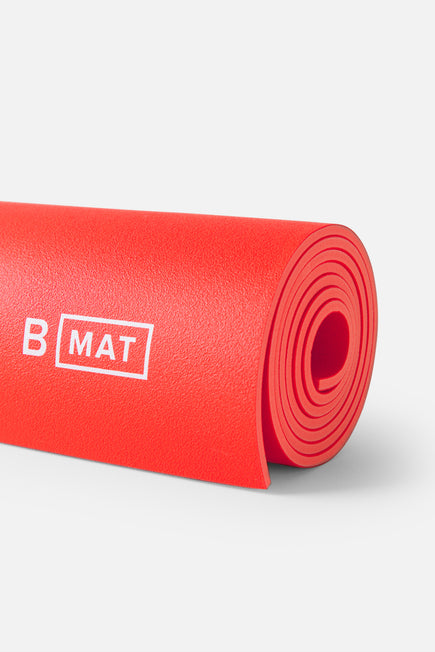 B Mat Strong by B Yoga in Sunrise Red 3