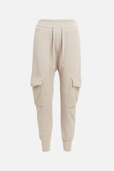 Ellie Cargo Sweatpant by NSF in Cement 6