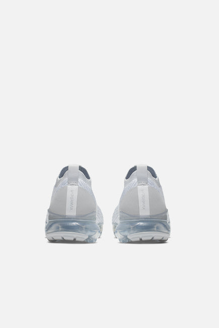 Air Vapormax Flyknit 3 by Nike in White/white-pure Platinum 4