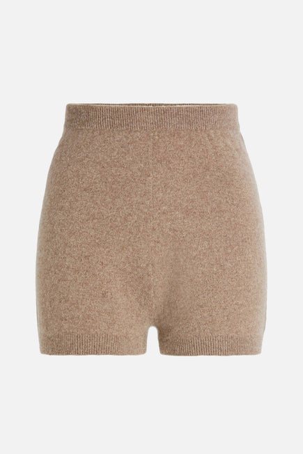 Snug Short by BANDIER x Brodie Cashmere in Natural Brown 7