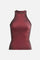 The Rivington Tank by WSLY in Garnet Tie Dye 6