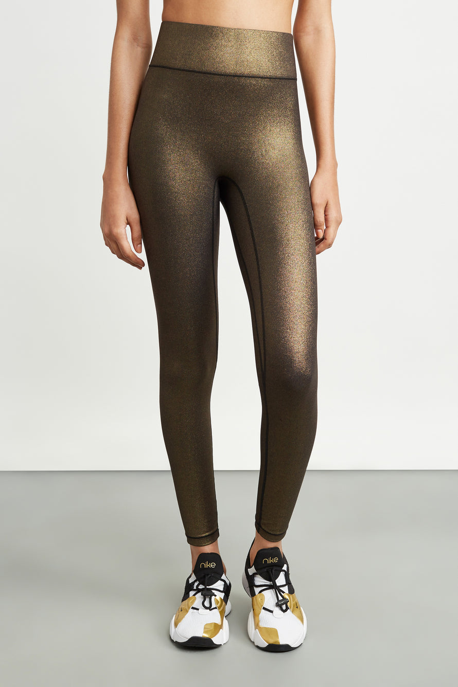 High Waisted Center Stage Legging by All Access in  1