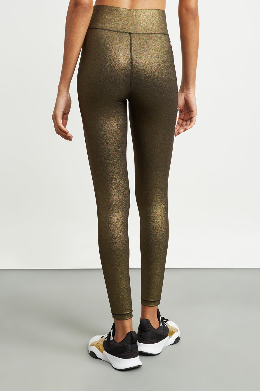 High Waisted Center Stage Legging by All Access in  4