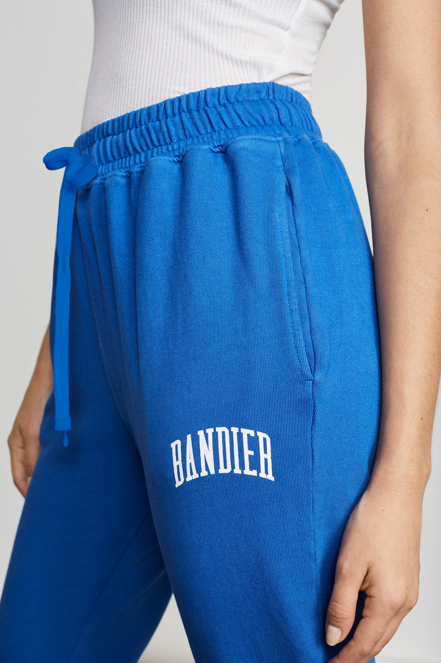 Classic Sweatpants by BANDIER in Blue 4