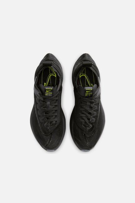 Zoom Double Stacked by Nike in Black/volt-black 4