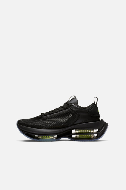 Zoom Double Stacked by Nike in Black/volt-black 2