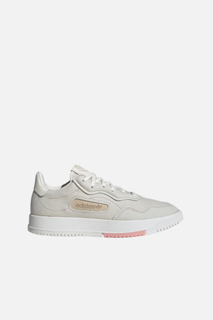 SC Premiere by adidas in Off White/linen/glory Pink 1