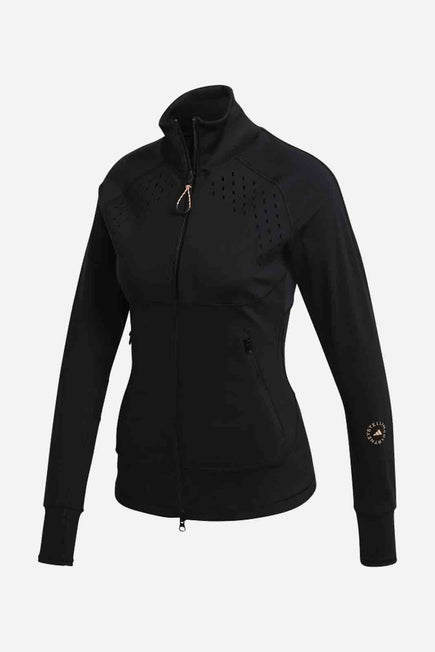 Pure Purpose Midlayer by adidas by Stella McCartney in Black 1