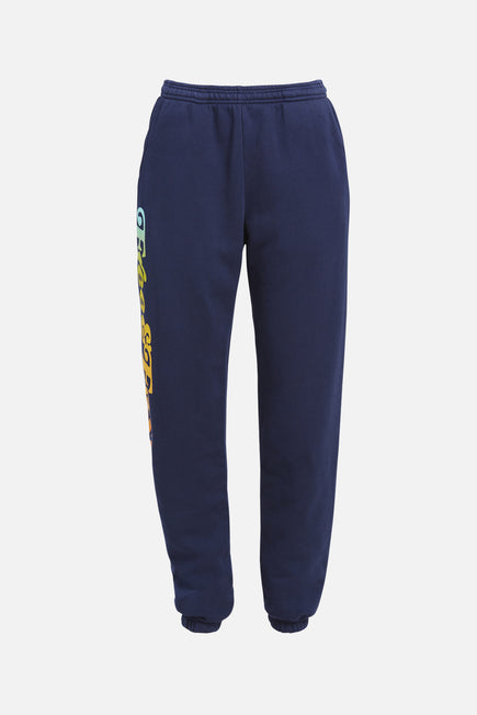 Sunset Sweatpants by Free & Easy in Navy 5