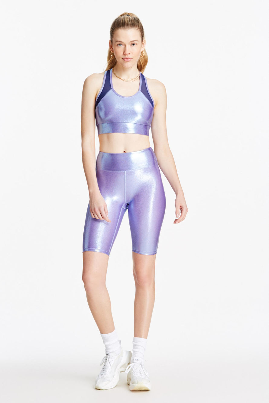 Olympic Bra by Heroine Sport in Perriwinkle 2