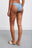 Most Wanted Bottom by Jade Swim in Blue Sheen 3