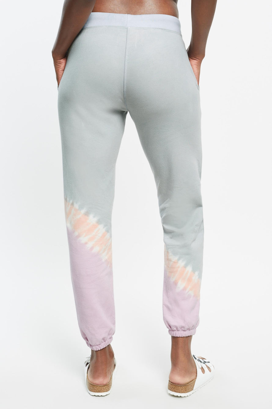 Vendimia Jogger by Electric & Rose in Echo Wash Thunder/wildrose 3