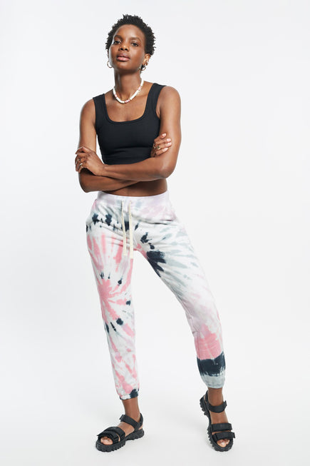 Vendimia Jogger by Electric & Rose in Wave Wash Wildrose 1