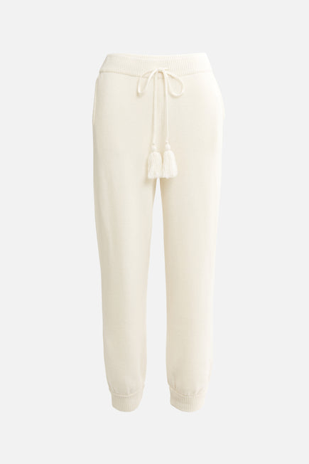 Tristan Pant by Loveshackfancy in Cream 5