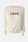 Classic Ultra Cozy Love Raglan Pullover by C.bonz in Cream 6