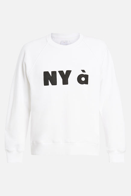 The Bi-Coastal Sweatshirt by Sold Out NYC in Black 1