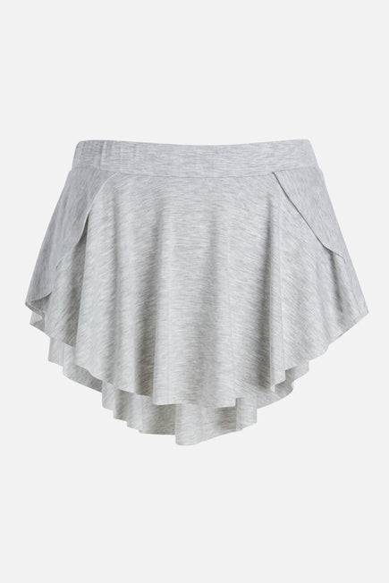 Twirl Skirt by Tropic of C Movement in Grey 1
