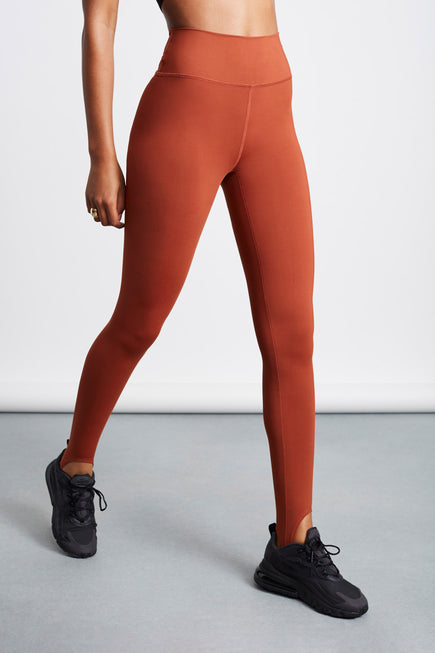 Form Legging by Tropic of C Movement in Henna 6
