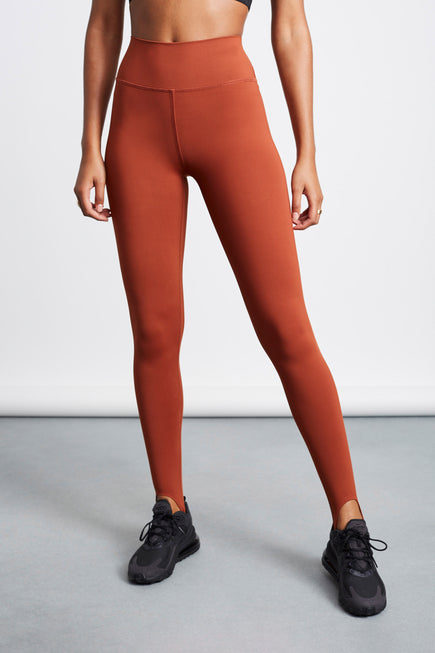 Form Legging by Tropic of C Movement in Henna 1