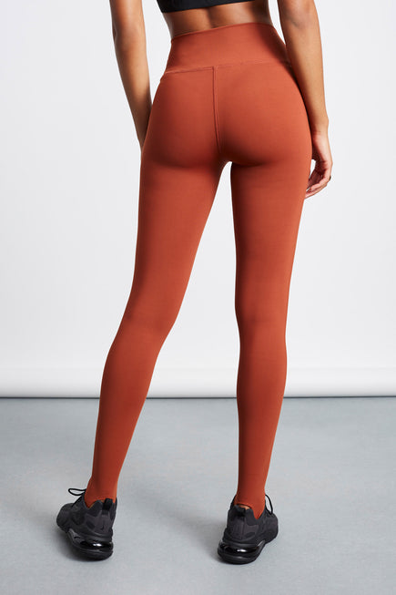 Form Legging by Tropic of C Movement in Henna 5