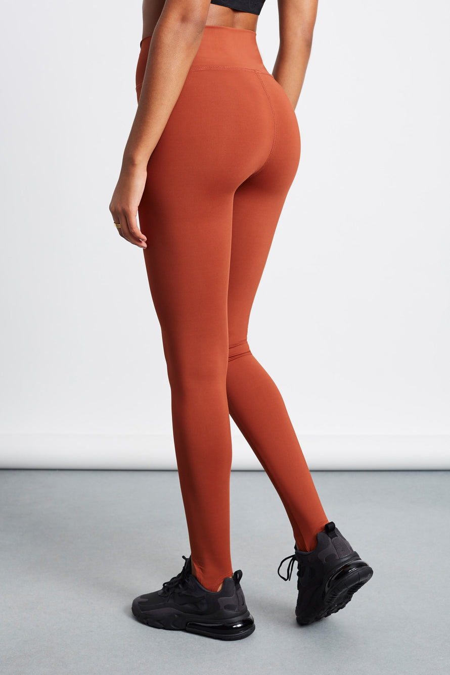 Form Legging by Tropic of C Movement in Henna 4