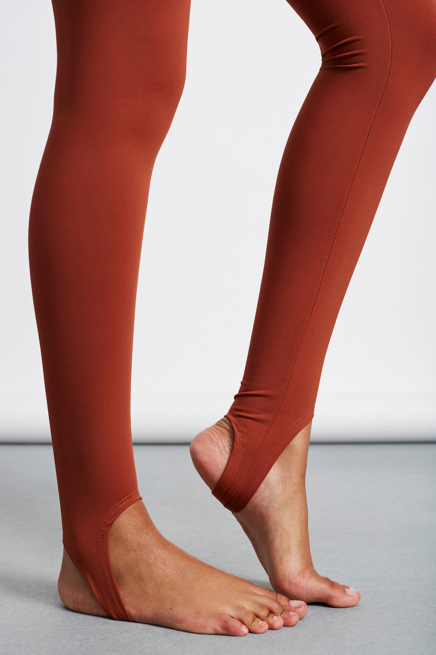 Form Legging by Tropic of C Movement in Henna 3