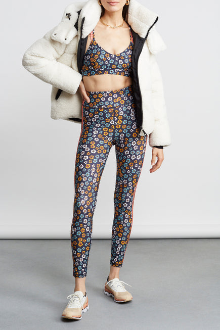 Atacama Dance Midi Pant by The Upside in Floral 2