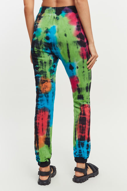 Milan Sweatpants by Cotton Citizen in Kaleidoscope Flash 6